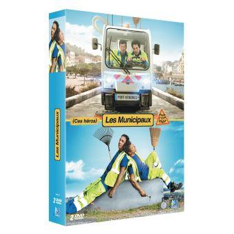 Les MunicipauxCoffret Les Municipaux DVD