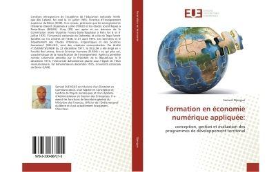 Formation en économie numérique appliquée