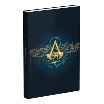 Guide Assassin's Creed Origins Edition Collector