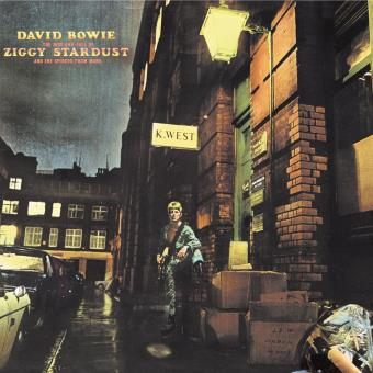 The Rise and fall of Ziggy Stardust and the spider from Mars Edition remasterisée