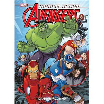 AvengersMarvel Action - Avengers : Danger inconnu