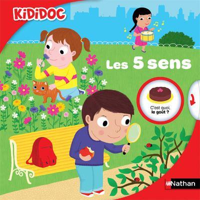 Kididoc - Tome 03 : Les 5 sens