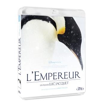 L'Empereur Blu-ray