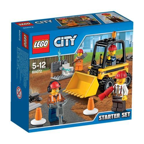 LEGO® City 60072 Ensemble de Démarrage de Démolition