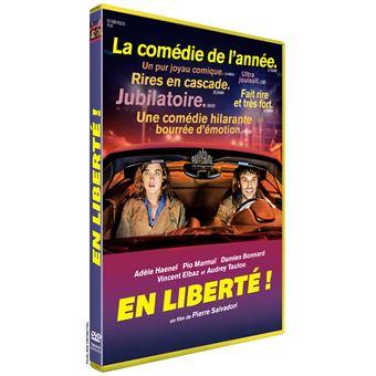 En liberté ! DVD