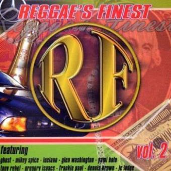 Reggae's Finest Volume 2