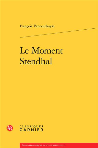 Le Moment Stendhal
