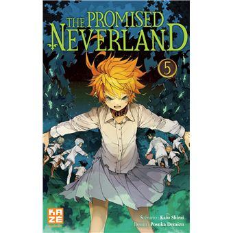"""Résultat de recherche d'images pour """"the promised neverland tome 5"""""""