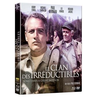 Le clan des irréductibles Combo Blu-ray DVD