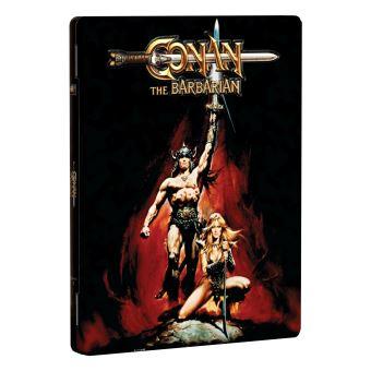 ConanConan le barbare Boîtier Métal Exclusivité Fnac Blu-ray
