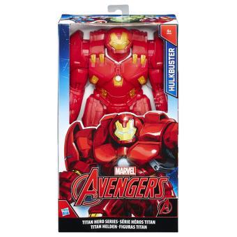 figurine avengers iron man hulkbuster titan hero marvel 30 cm grande figurine achat prix. Black Bedroom Furniture Sets. Home Design Ideas