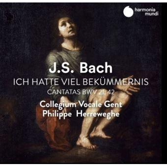 J.S. BACH CANTATAS BWV 21 & 42