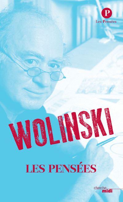 Les pensées de Wolinski