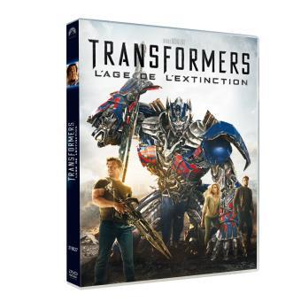 TransformersTransformers 4, l'âge de l'extinction DVD