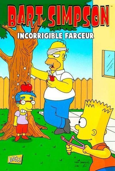Bart Simpson - tome 13 En plein dans le mille !