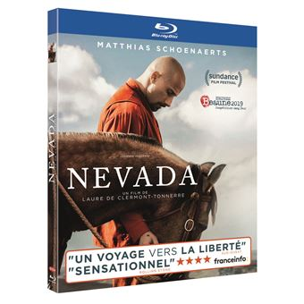 Nevada Blu-ray