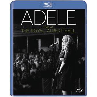 Live at the Royal Albert Hall Blu-ray Inclus CD