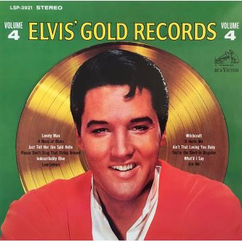 Elvis golden records vol 4