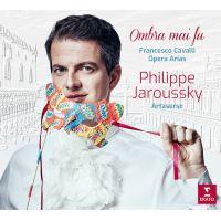 Cavalli : Ombra mai fu Opera Arias Edition Deluxe Limitée Livre-disque