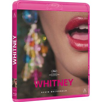 Whitney Blu-ray
