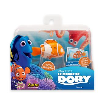 robo fish nemo le monde de dory jouet pour le bain. Black Bedroom Furniture Sets. Home Design Ideas