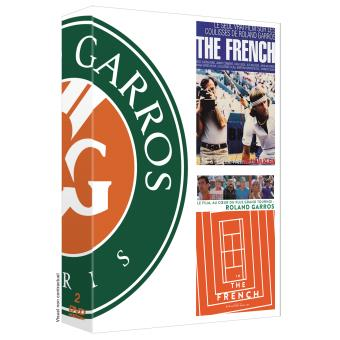 ROLAND GARROS IN THE FRENCH-FR-2DVD