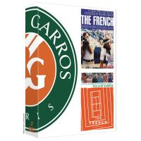 Coffret Roland Garros 2 films Exclusivité Fnac DVD