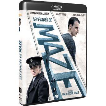 Les Evadés de Maze Blu-ray