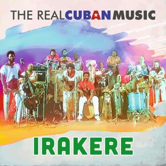 The Real Cuban Music Double Vinyle Gatefold