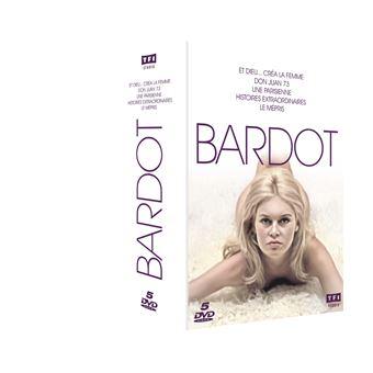 BRIGITTE BARDOT-COFFRET-FR