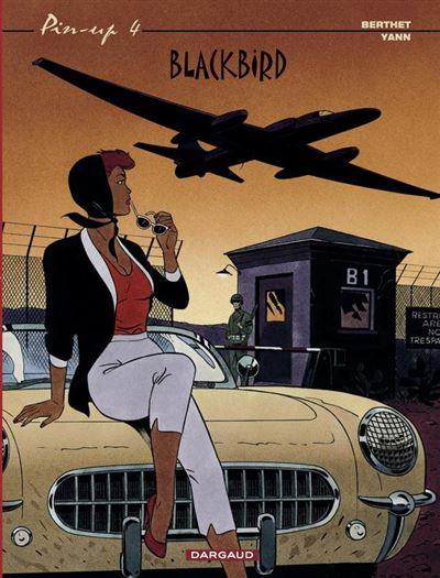 Pin-up - Tome 4 - Blackbird - Blackbird - 9782505076858 - 5,99 €