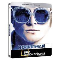 Rocketman Steelbook Edition Spéciale Fnac Blu-ray 4K Ultra HD