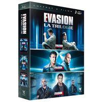 Coffret Evasion La Trilogie DVD