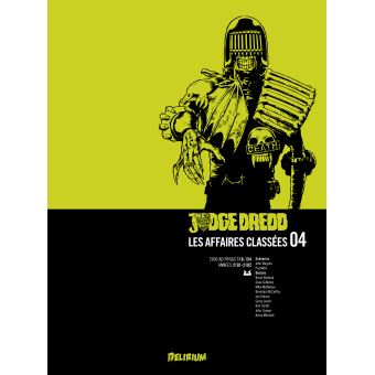 Judge DreddJudge Dredd, Affaires Classées 4