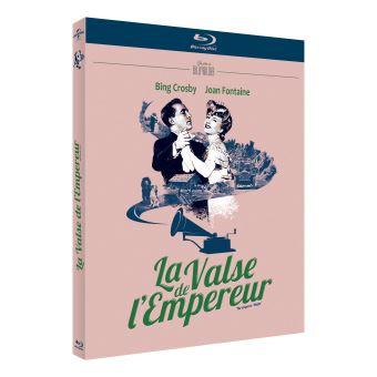 La valse de l'empereur Blu-ray