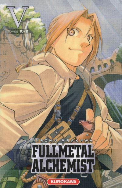 Fullmetal alchemist - Intégrale Tome 5  (volumes 10 et 11) Tome 5 : FULLMETAL ALCHEMIST V (tomes 10-11)
