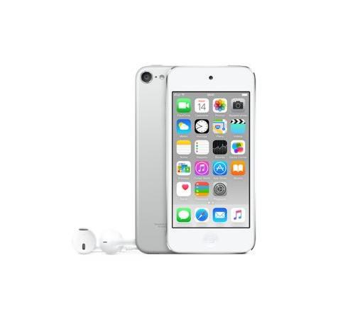 Apple iPod Touch 32 Go Blanc et Argent
