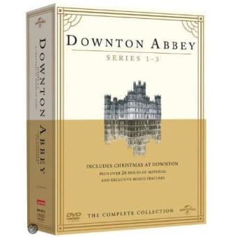 Downton AbbeyCoffret intégral des Saisons 1 à 3 - DVD
