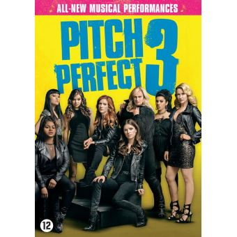 Pitch perfect 3-BIL