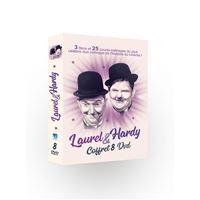 Coffret Laurel et Hardy DVD
