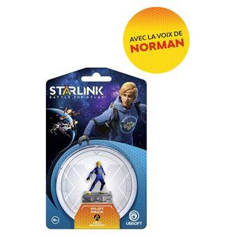 Pack Pilotes Starlink Battle for Atlas Levi McCray avec la voix de Norman