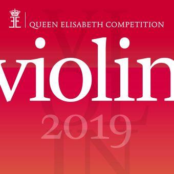 QUEEN ELISABETH COMPETITION - VIOLIN 2019/4CD