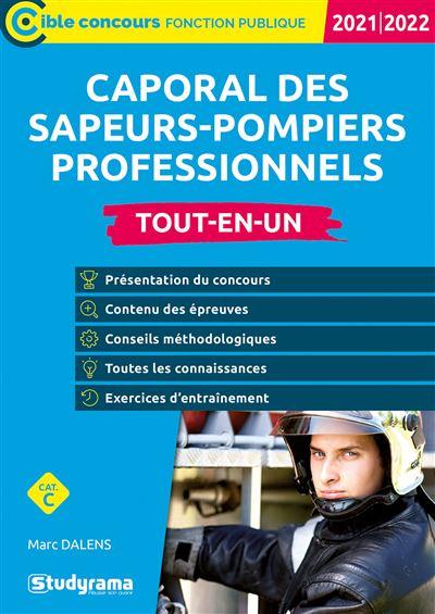 Sapeur-pompier professionnel, Catégorie C