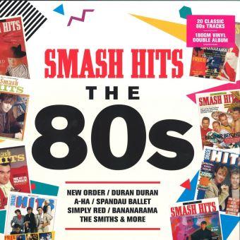 SMASH HITS:THE 80S/2LP