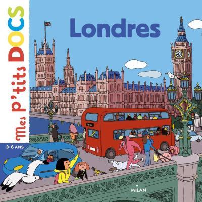 Londres - 9782745967183 - 4,99 €