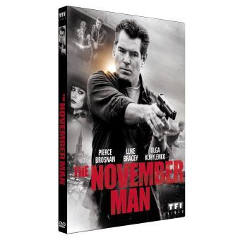 The November man DVD