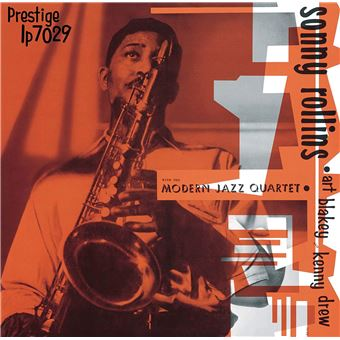 Sonny rollins with the modern