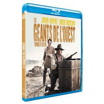 Les géants de l'Ouest Blu-ray