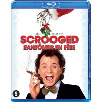 SCROOGED-FANTOMES EN FETE-BIL-BLURAY