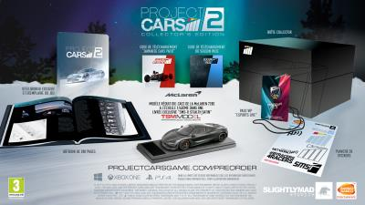 Project Cars 2 Edition Collector PS4